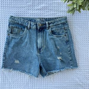 SWS Chelsea Vintage Ultra High-Rise Jean Shorts